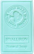 "Parfumuri și produse cosmetice Săpun natural ""Acid hialuronic""  - Stara Mydlarnia Body Mania Hyaluron Natural Soap"