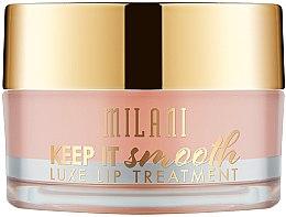 Parfumuri și produse cosmetice Cremă hidratantă pentru buze - Milani Keep It Smooth Luxe Lip Treatment