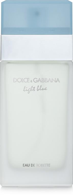 Dolce & Gabbana Light Blue - Apă de toaletă (tester cu capac) — Imagine N1