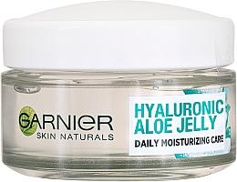Parfumuri și produse cosmetice Cremă-gel pentru față - Garnier Skin Naturals Hyaluronic Aloe Jelly Cream