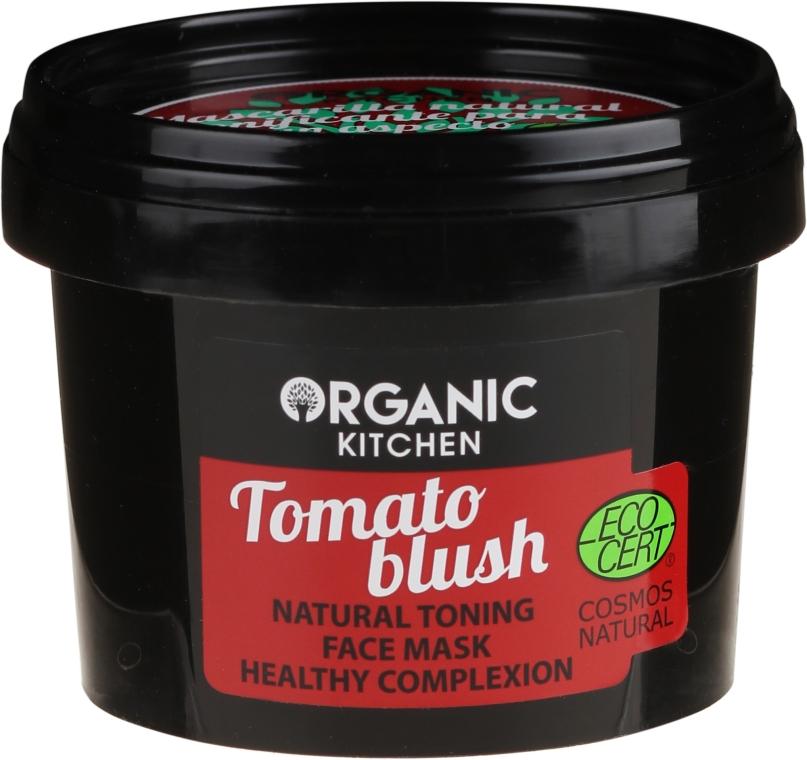 """Mască de față """"Suc de roșii"""" - Organic Shop Organic Kitchen Fase Mask"""
