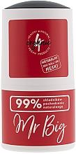 Parfumuri și produse cosmetice Deodorant Roll-On pentru bărbați - 4Organic Mr. Big Man Deo Roll-On