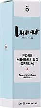Parfumuri și produse cosmetice Ser pentru reducerea porilor - Lunar Glow Pore Minimising Serum