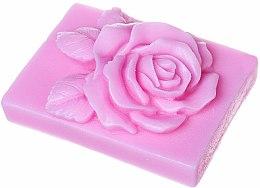 """Parfumuri și produse cosmetice Săpun natural """"Trandafir"""" cu aromă de vișin - LaQ Happy Soaps Natural Soap"""