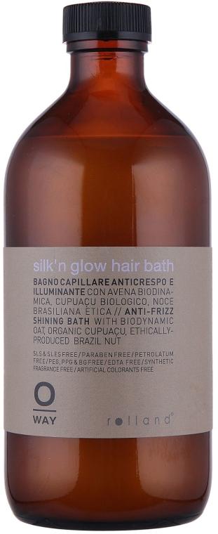 Șampon cu efect antifreeze - Rolland Oway Sun — Imagine N1