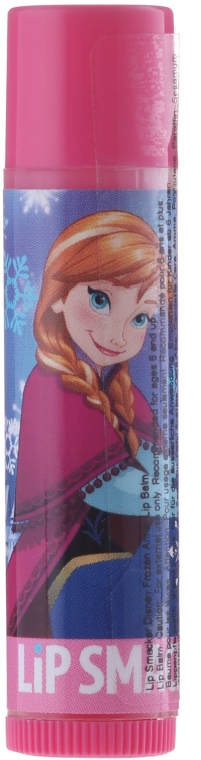 "Balsam de buze ""Frozen Strawberry"" - Lip Smacker Frozen Strawberry Shake Caring Lip Balm — Imagine N2"