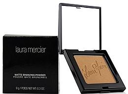 Parfumuri și produse cosmetice Pudră matifiantă bronzantă - Laura Mercier Matte Bronzing Powder