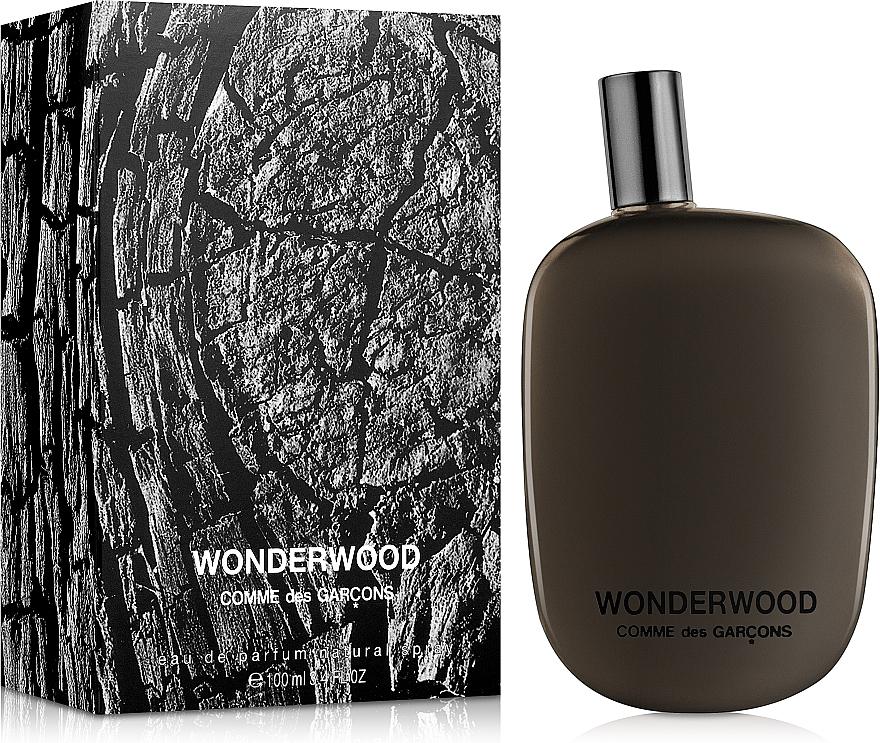 Comme des Garcons Wonderwood - Apă de parfum — Imagine N2