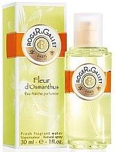 Roger & Gallet Fleur D'Osmanthus - Apă de parfum — Imagine N2