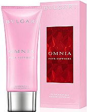 Parfumuri și produse cosmetice Bvlgari Omnia Pink Sapphire - Gel de duș
