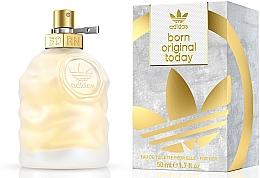 Parfumuri și produse cosmetice Adidas Born Original Today For Her - Apă de toaletă