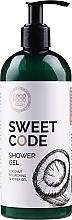 Parfumuri și produse cosmetice Gel de duș cu extract de cocos - Good Mood Sweet Code Shower Gel