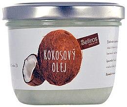 Parfumuri și produse cosmetice Ulei de cocos pentru corp - Sefiros Coconut Oil