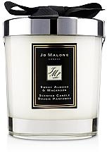 Parfumuri și produse cosmetice Jo Malone Sweet Almond & Macaroon - Lumânare parfumată