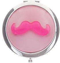 """Parfumuri și produse cosmetice Oglindă cosmetică, 85697 """"Lusterko Kompaktowe"""", roz - Top Choice"""