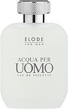 Parfumuri și produse cosmetice Elode Acqua Per Uomo - Apă de toaletă