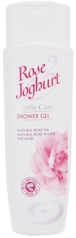 Gel de duș - Bulgarian Rose Rose & Joghurt Shower Gel