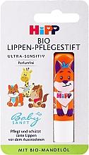 Parfumuri și produse cosmetice Ruj igienic pentru copii, portocaliu - HiPP Babysanft