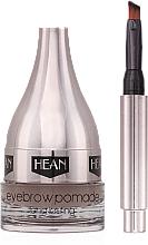 Pomadă pentru sprâncene - Hean Longlasting Eyebrow Pomade — Imagine N2