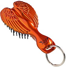 Parfumuri și produse cosmetice Perie-breloc pentru copii, portocalie - Tangle Angel Baby Brush Orange
