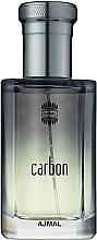 Parfumuri și produse cosmetice Ajmal Carbon - Apă de parfum