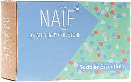 Parfumuri și produse cosmetice Set - Naif The Toddler Essentials (sh/200ml + gel/200ml + lotion/200ml)
