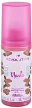 Parfumuri și produse cosmetice Fixator de machiaj - I Heart Revolution Fixing Spray Mocha