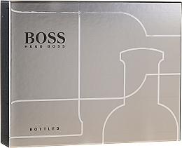 Parfumuri și produse cosmetice Hugo Boss Boss Bottled - Set (sh/gel/50ml + edt/100ml + a/sh/balm/75ml)