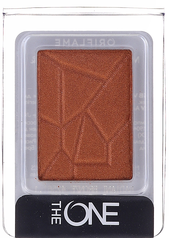 Fard de pleoape - Oriflame The One Make-up Pro Wet&Dry (rezervă)