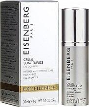 Parfumuri și produse cosmetice Cremă pentru zona ochilor - Jose Eisenberg Excellence Creme Somptueuse
