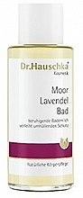 """Parfumuri și produse cosmetice Esență pentru baie """"Lavandă"""" - Dr. Hauschka Moor Lavendel Bad (mini)"""