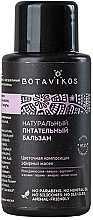 Parfumuri și produse cosmetice Balsam de păr - Botavikos Nourishing Natural Hair Balm (mini)