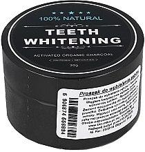 Parfumuri și produse cosmetice Pudră pe bază de cărbune activ, pentru albirea dinților - Biomika Natural Teeth Powder