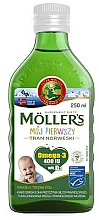"""Parfumuri și produse cosmetice Supliment alimentar """"My First Fish Oil"""" - Mollers"""