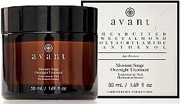 Parfumuri și produse cosmetice Cremă intensiv hidratantă, de noapte - Avant Skincare Moisture Surge Overnight Treatment
