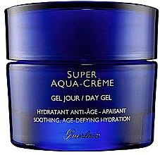 Parfumuri și produse cosmetice Gel-cremă pentru faţă - Guerlain Super Aqua Creme Day Gel