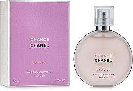 Parfumuri și produse cosmetice Chanel Chance Eau Vive - Spray Mist pentru păr