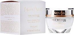 Parfumuri și produse cosmetice Cremă de zi rejuvenantă SPF 15 - Oriflame NovAge Time Restore
