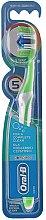 Parfumuri și produse cosmetice Periuță de dinți, verde - Oral-B Complete 5 Ways Clean 40 Medium