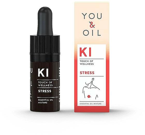 Amestec de uleiuri esențiale - You & Oil KI-Stress Touch Of Welness Essential Oil