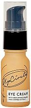Parfumuri și produse cosmetice Cremă cu extract de arțar și cafea pentru pleoape - UpCircle Eye Cream With Maple And Coffee