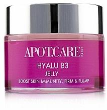 Parfumuri și produse cosmetice Gel pentru față - APOT.CARE Hyalu B3 Jelly