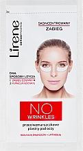 Parfumuri și produse cosmetice Patch-uri sub ochi - Lirene Dermo Program No Wrinkles