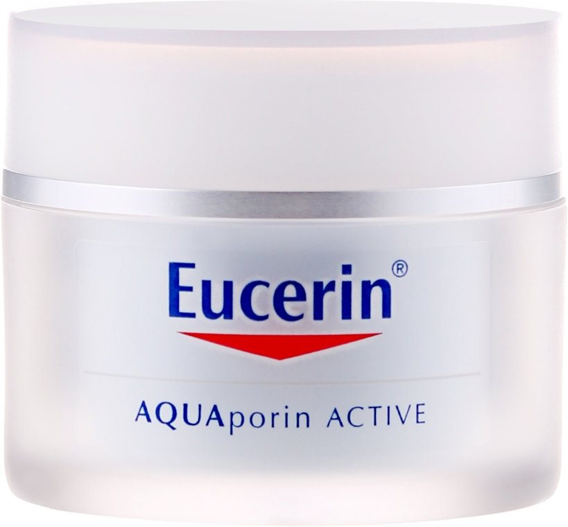 Cremă de față - Eucerin AquaPorin Active Deep Long-lasting Hydration For Normal To Mixed Skin — Imagine N2