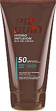 Parfumuri și produse cosmetice Cremă de plajă pentru corp - Piz Buin Hydro Infusion SPF 50