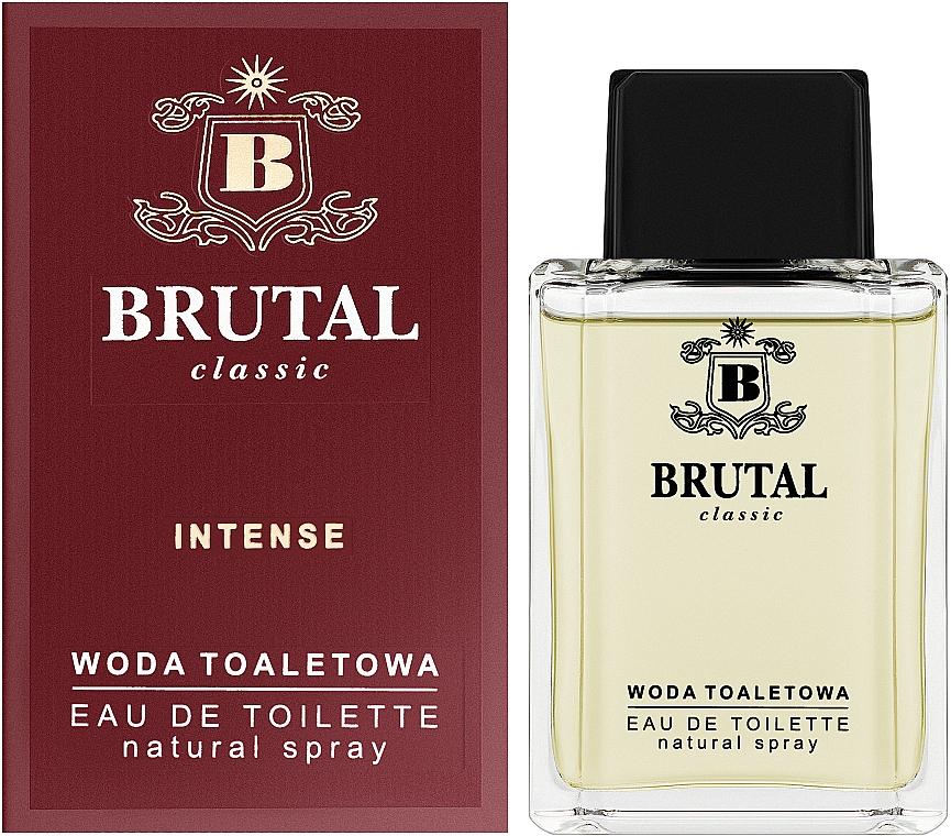 La Rive Brutal Classic Intense - Apă de toaletă — Imagine N2