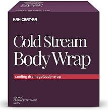 Parfumuri și produse cosmetice Drenaj limfatic prin împachetări reci - Natura Siberica Fresh Spa Kam-Chat-Ka Cold Stream Body Wrap