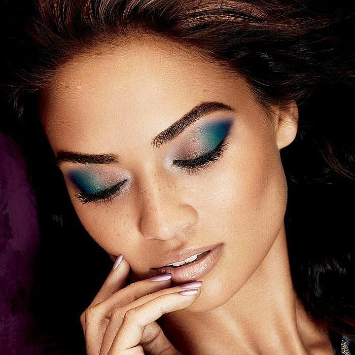 Fard de ochi - Avon True Color Eyeshadow Quad — Imagine N5