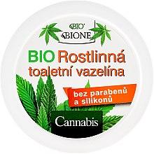 Parfumuri și produse cosmetice Vaselină cosmetică - Bione Cosmetics Cannabis Plant Vaseline