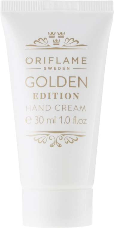 "Cremă de mâini ""Dream Cream"" - Oriflame Golden Edition Hand Cream — Imagine N1"
